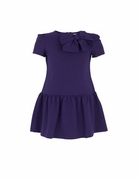 il gufo Purple Dress