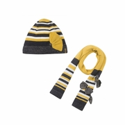 Jean Bourget Hat & Scarf Set