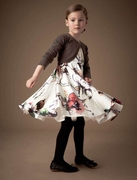 Jottum Swing Flowerprint Dress