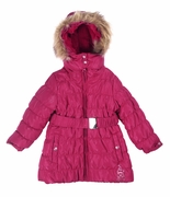 Kanz Fuschia Coat