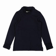 Kanz Navy Turtleneck