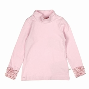 Kanz Pink Turtleneck