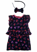 Little Marc Jacobs Dress & Headband