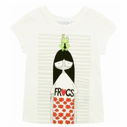 Little Marc Jacobs Girls Tee