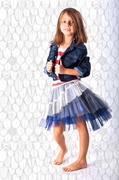 Paper Wings Tulle Skirt