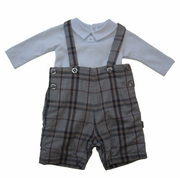Petit Patapon Overalls & Top