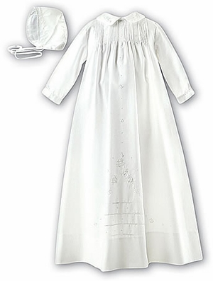 Sarah Louise White Robe
