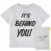 Stella McCartney Kids 3D tee