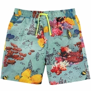 Stella McCartney Kids Swim-Trunks