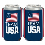 Team USA Koozie