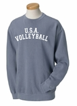 USAV Comfort Color Sweatshirt