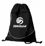 USAV Drawstring Backpack