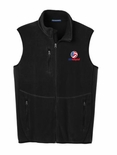 USAV Men's Fleece Full Zip Vest