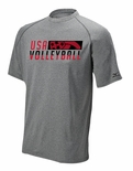 USAV Men's Mizuno Crew Neck Tee