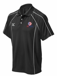 USAV Men's Textured Polo G4