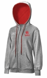 USAV Mizuno Women's Full Zip Fleece