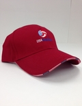 USAV Red Logo Hat