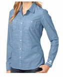 USAV Women's Button Up LS