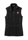 USAV Women's Fleece Full Zip Vest