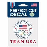 USOC Olympic Team Decal