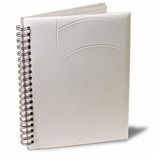 Volleyball Sprial Notebook