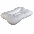 OUT OF STOCK Fiber Filled Cervical Indentation Sleep Pillow