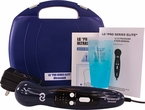 "PRO SERIES ELITE ""LG"" Ultrasound Unit with Carrying Case, Gel, and AC Adapter"