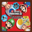 "2""Super Mario Bros Sticker Boxes Tomy Capsules 200pcs"
