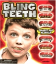 "All Bling Teeth Solid Mix 2"" Toy Capsules 250pcs"