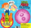 "Animal Punch Balloons 2"" Toy Capsules 250pcs"