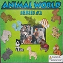 "Animal World Series 2"" Toy Capsules 250pcs"