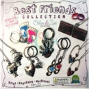 "Best Friends Rings, Keychains, Necklaces 2"" Toy Capsules 250pcs"