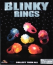 "Blinky Rings 2"" Toy Capsules 125pcs"