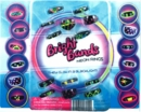 "Bright Band Neon Rings 2"" Toy Capsules 250pcs"