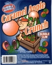 Caramel Apple Crunch Gumballs 850ct