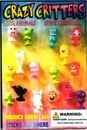 "Crazy Critters 1"" Toy Capsules 250pcs"
