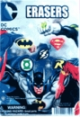 "DC Comic Erasers 1"" Toy Capsules 250pcs"