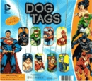 "DC Super Heros Dog Tags 2"" Toy Capsules 250pcs"