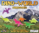 "Dino World Dinosaures 2"" Toy Capsules 250pcs"