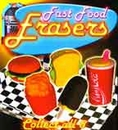"Fast Food Erasers 2"" Toy Capsules 250pcs"