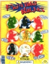 "Fighting Ninjah 1"" Toy Capsules 250pcs"