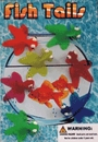 "Fish Tails 1"" Toy Capsules 250pcs"