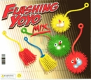 "Flashing Yo Yo Mix 2"" Toy Capsules 250pcs"