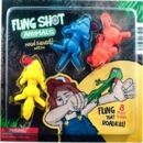"Fling Shot Animals Road Squat Edition 2"" Toy Capsules 250pcs"