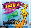 "Fling Shot Flying Animals 2"" Toy Capsules 250pcs"
