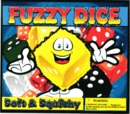 "Fuzzy Dice 2"" Toy Capsules 250pcs"