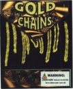 "Gold Chains 1"" Toy Capsules 250pcs"