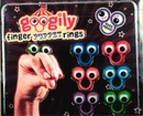 "Googily Finger Puppet Rings 2"" Toy Capsules 250pcs"