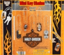 "Harley Davidson Key Chains 2"" Toy Capsules 250pcs"