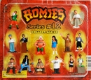 "Homies #12 Figurines w/ Stickers 2"" Toy Capsules 250pcs"